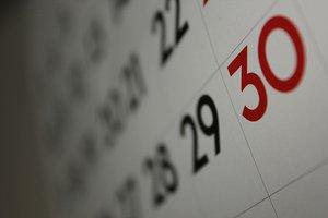 Calendar © https://www.flickr.com/photos/dafnecholet/