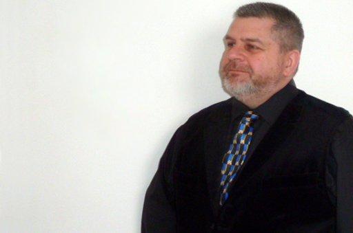 LGBT Counsellor Dean Richardson
