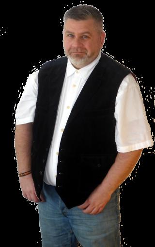 Counsellor Dean Richardson